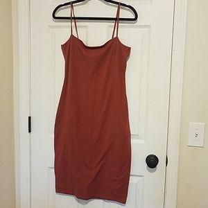 Express cotton spandex dress 😍